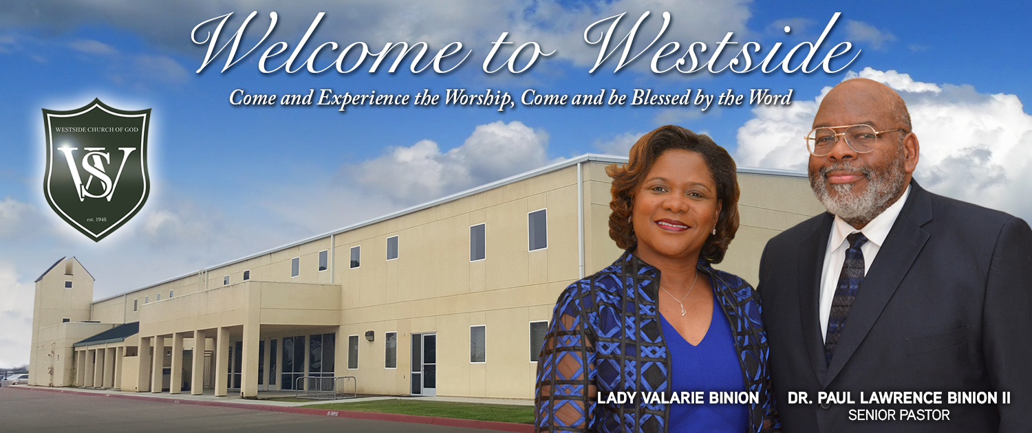 Westside Church Of God – Equipping Believers for Divine